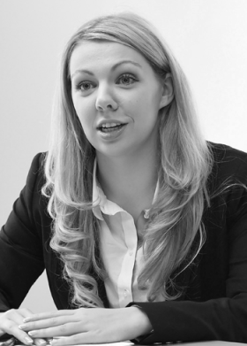 Napthens Solicitors Employee Charlotte Thornley