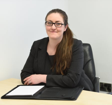 Litigation - Solicitor - Stephanie Kerr