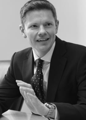Paul Hardy partner at Napthens Solicitors