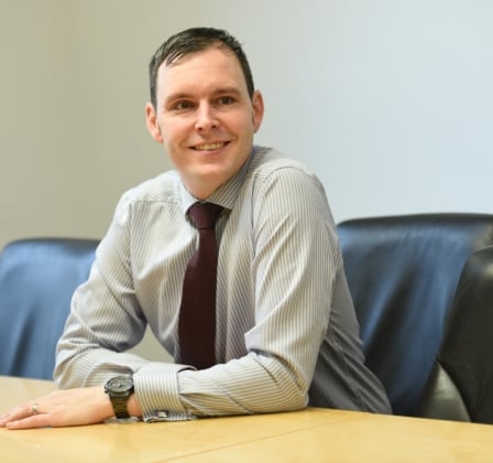 Andrew Holden, Rural Solicitor for Cumbria and Lancashire