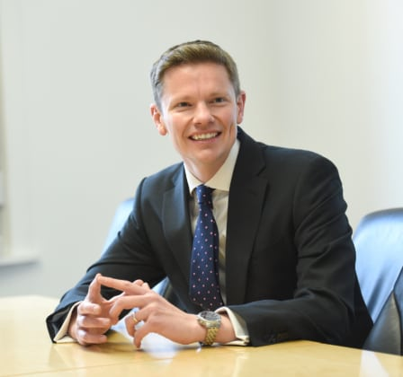 Paul Hardy, Head of Commercial Property