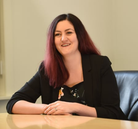 Stephanie Kerr, Disputes & Litigation Solicitor