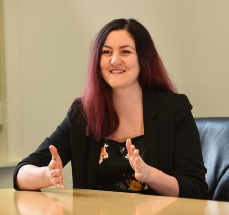 Stephanie Kerr, Litigation Solicitor
