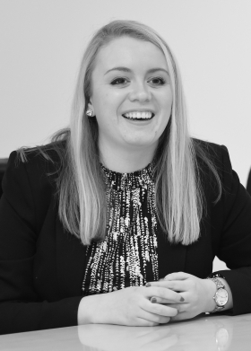 Hannah Gleave Trainee Solicitor